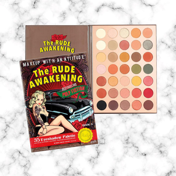 Paleta The Rude Awakening Rude Cosmetics - Space Store Chile