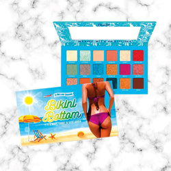 Paleta Bikini Bottom Rude Cosmetics - Space Store Chile