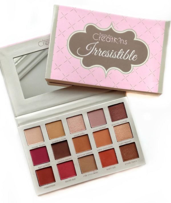 Paleta Irresistible Beauty Creations - Space Store Chile