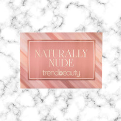 Paleta Naturally Nude Trend Beauty - Space Store Chile