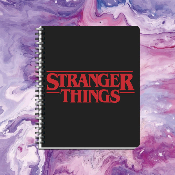 Cuaderno Stranger Things - Space Store Chile