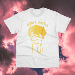 Polera Harry Potter Cartoon