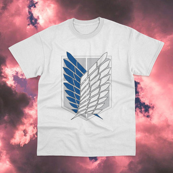 Polera Shingeki No Kyojin Wings Of Liberty