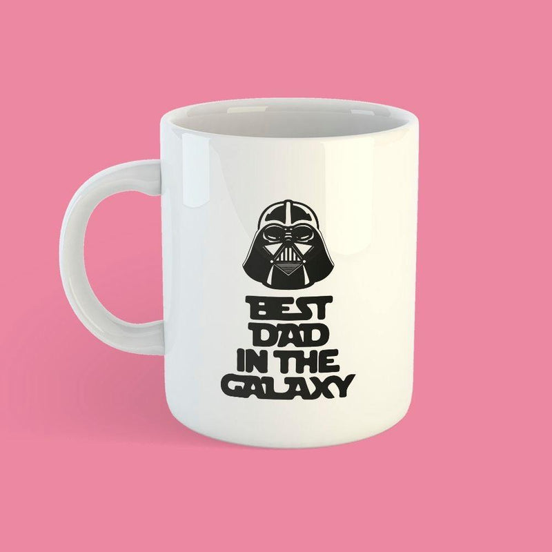 Taza Día del Padre Best Dad in the Galaxy - Star Wars