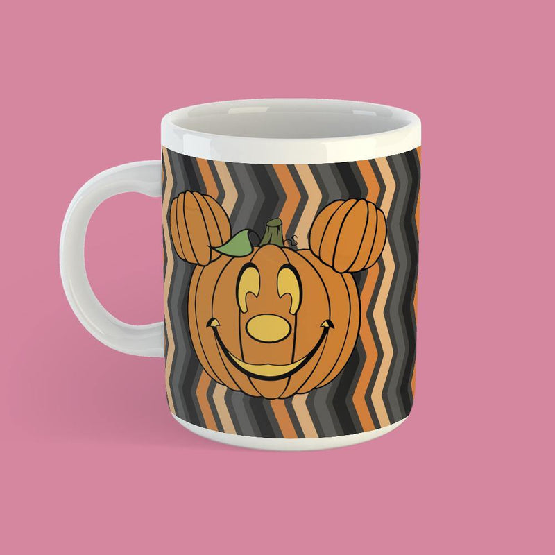 Taza Mickey Calabaza Halloween - Space Store Chile