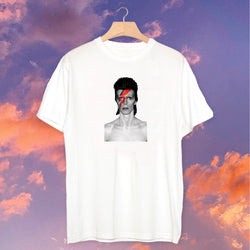Polera David Bowie - Space Store Chile