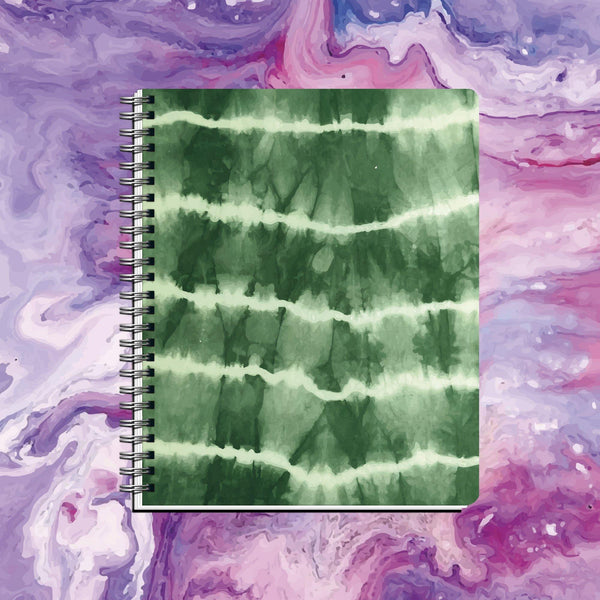 Cuaderno DYE Green - Space Store Chile