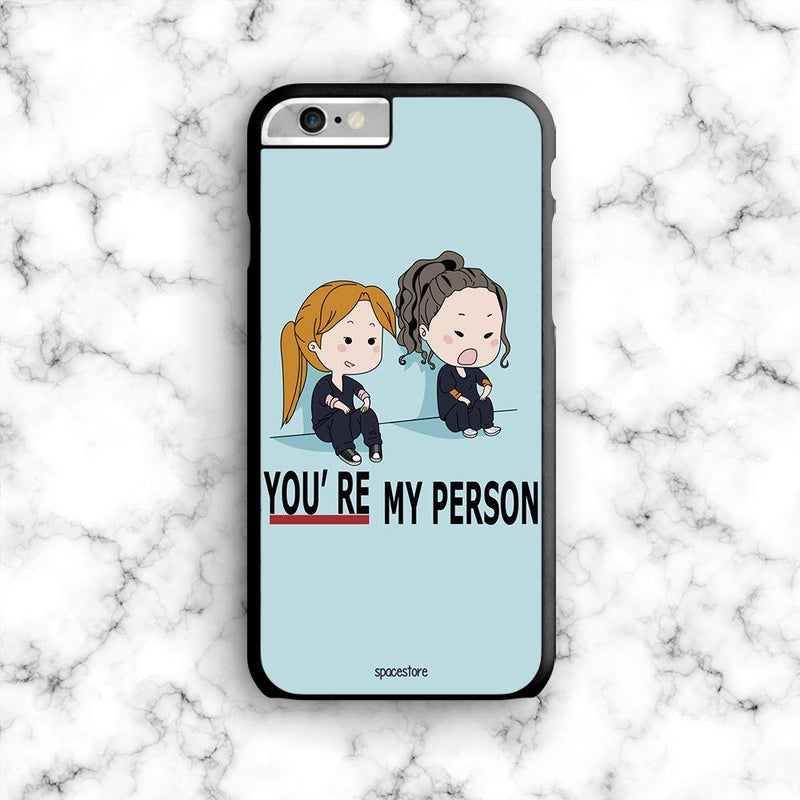Carcasa You Are my Person - Space Store Chile