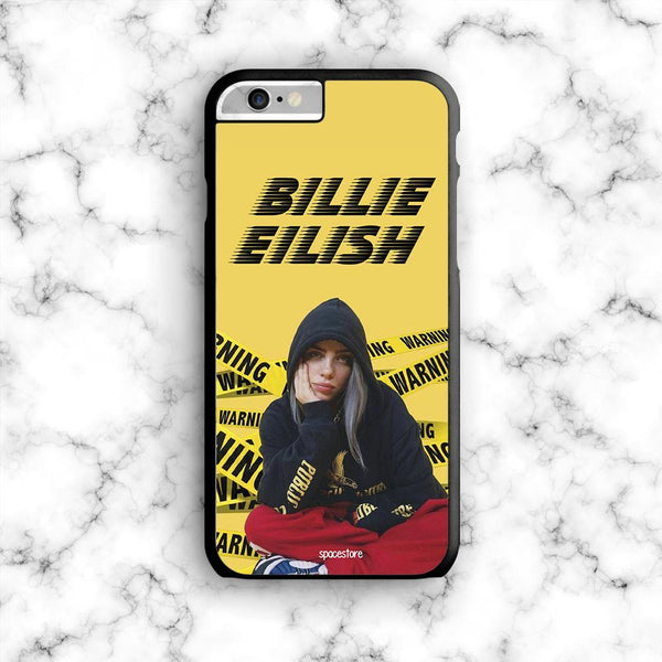 Carcasa Billie Eilish Yellow - Space Store Chile