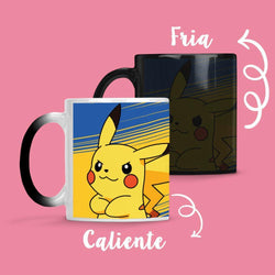 Taza CC Pikachu Model 1