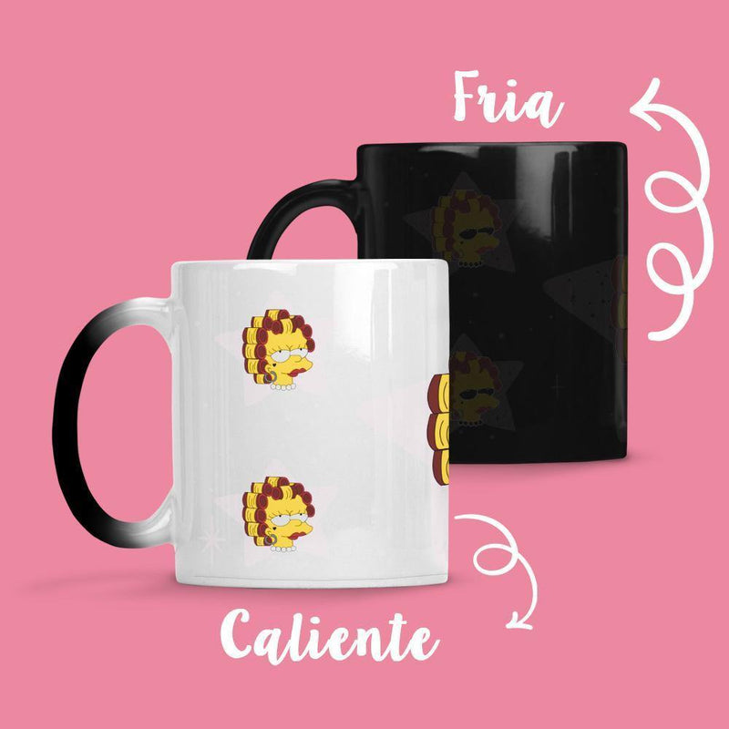 Taza CC Lisa Fashion - Space Store Chile