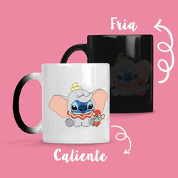 Taza Cambia Color Stitch Dumbo - Space Store Chile