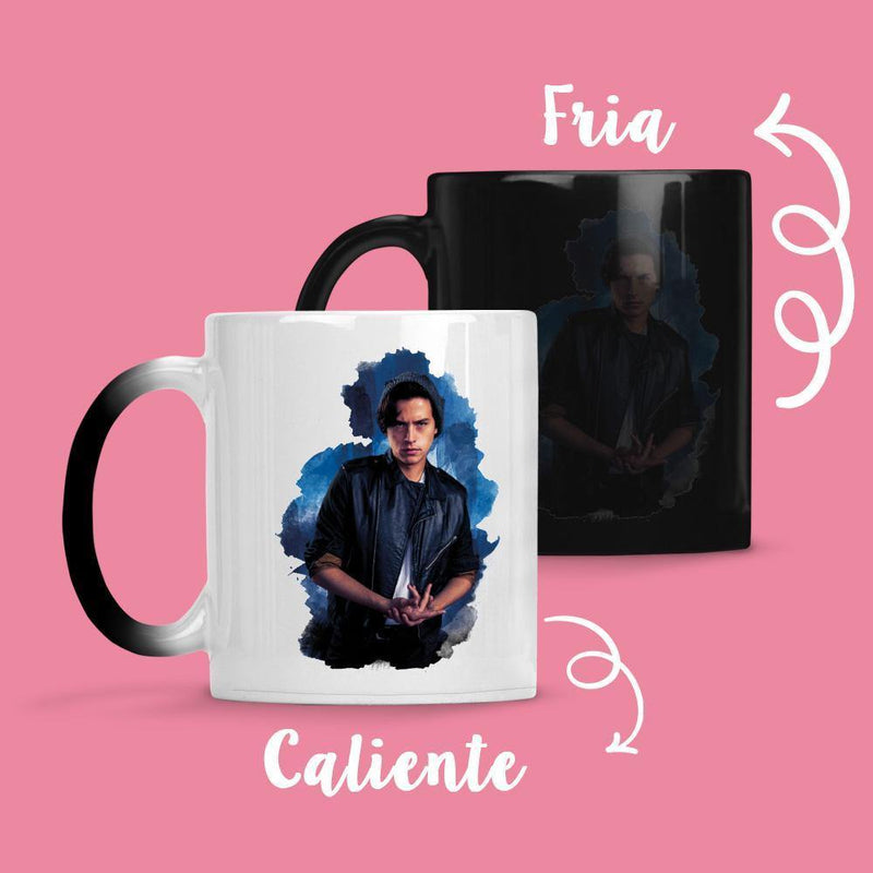 Taza Cambia Color Riverdale - Space Store Chile
