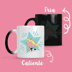 Taza Cambia Color Burbuja - Space Store Chile