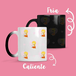 Taza Cambia Color Lisa Oveja - Space Store Chile