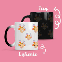 Taza Cambia Color Cinthya Patron - Space Store Chile