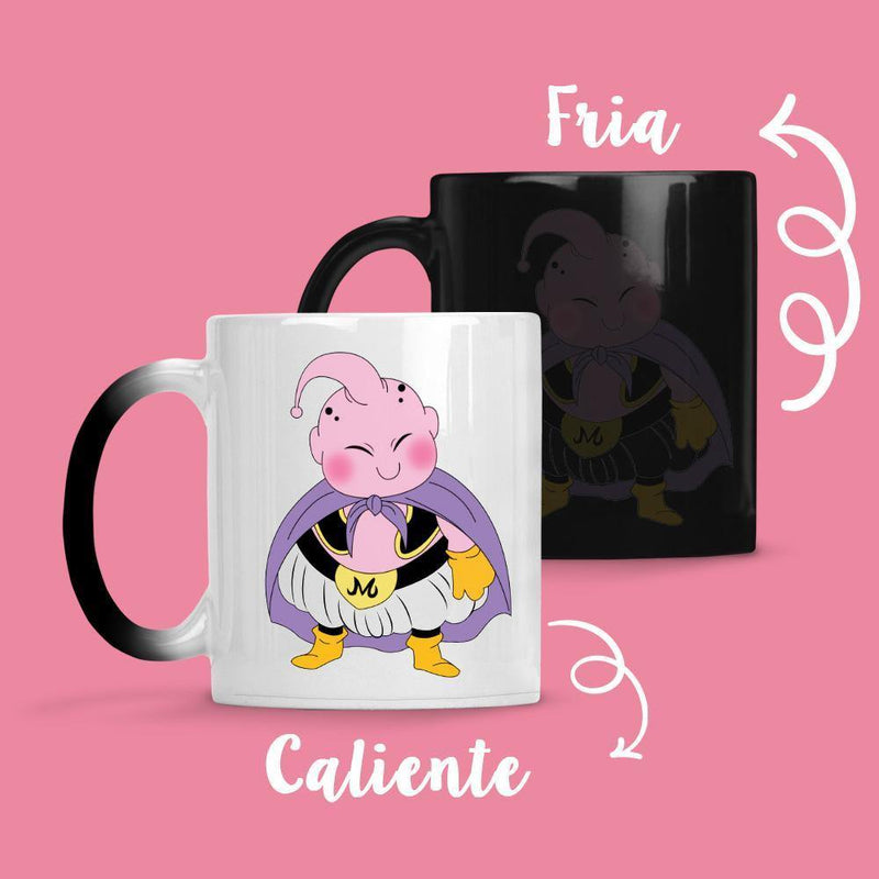 Taza Cambia Color Majin boo - Space Store Chile