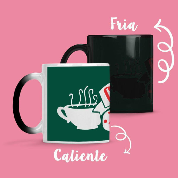 Taza Cambia Color Friends Model 2 - Space Store Chile