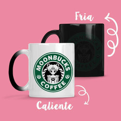 Taza Cambia Color Sailor Coffe - Space Store Chile