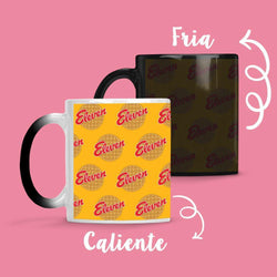 Taza Cambia Color Stranger Things Model 7 - Space Store Chile