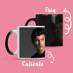 Taza Cambia Color Tom Holland