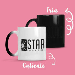 Taza Cambia Color Starr - Space Store Chile