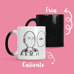 Taza Cambia Color OK - Space Store Chile