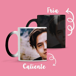 Taza Cambia Color Cole Sprouse - Space Store Chile