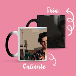 Taza Cambia Color Cole Sprouse 2 - Space Store Chile