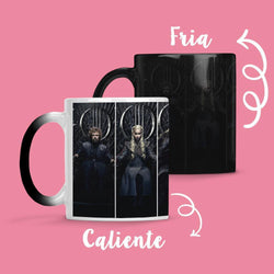 Taza Cambia Color GOT 2 - Space Store Chile