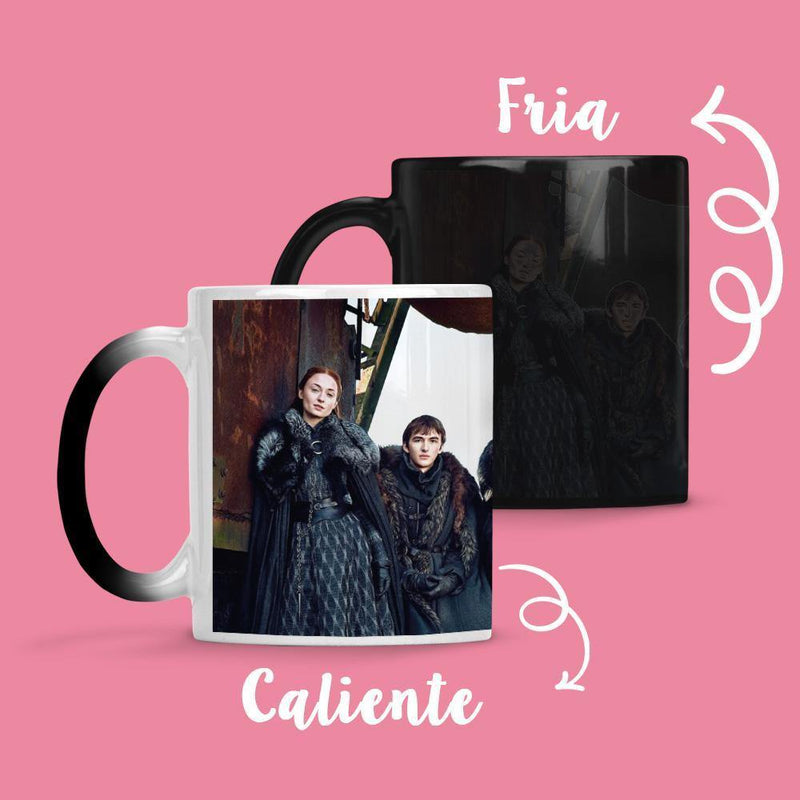 Taza Cambia Color GOT 3 - Space Store Chile