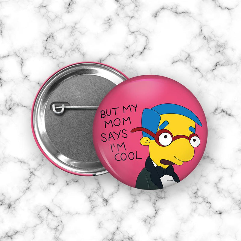 Chapita Milhouse Cool - Space Store Chile