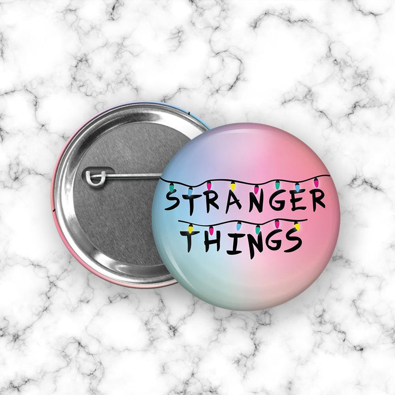Chapita Stranger Things Degrade - Space Store Chile