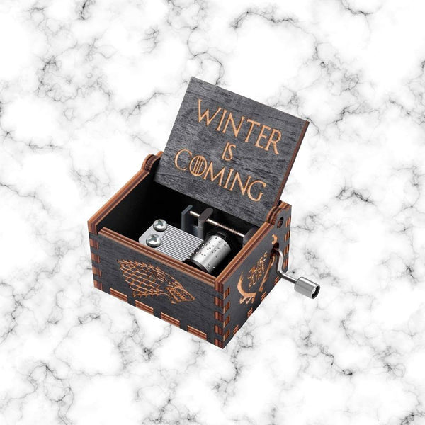 Caja Musical de Game Of Thrones