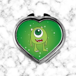 Espejo Corazon Mike Wazowski Baby - Space Store Chile