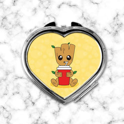 Espejo Corazon Baby Groot - Space Store Chile