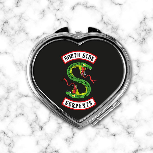 Espejo Corazon South Side Serpents