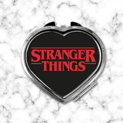 Espejo Corazon Stranger Things Clasico - Space Store Chile