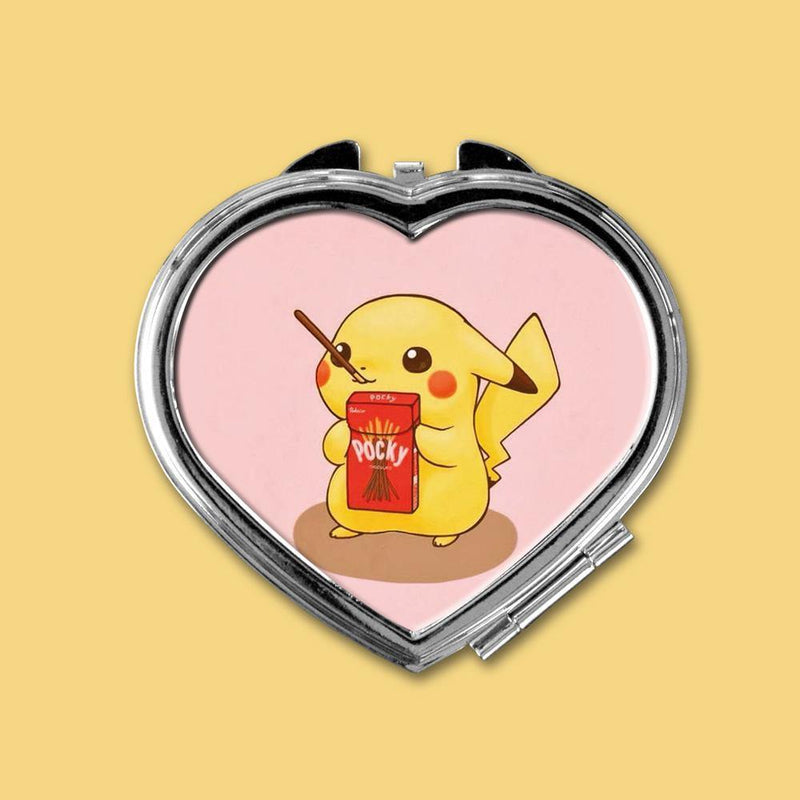 Espejo de Corazon Pikachu Pocky - Space Store Chile