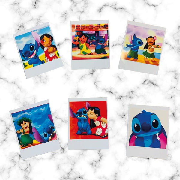 Polaroid de Stitch - Space Store Chile