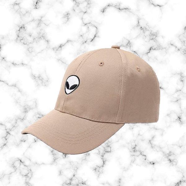 Gorro Alien Beige - Space Store Chile