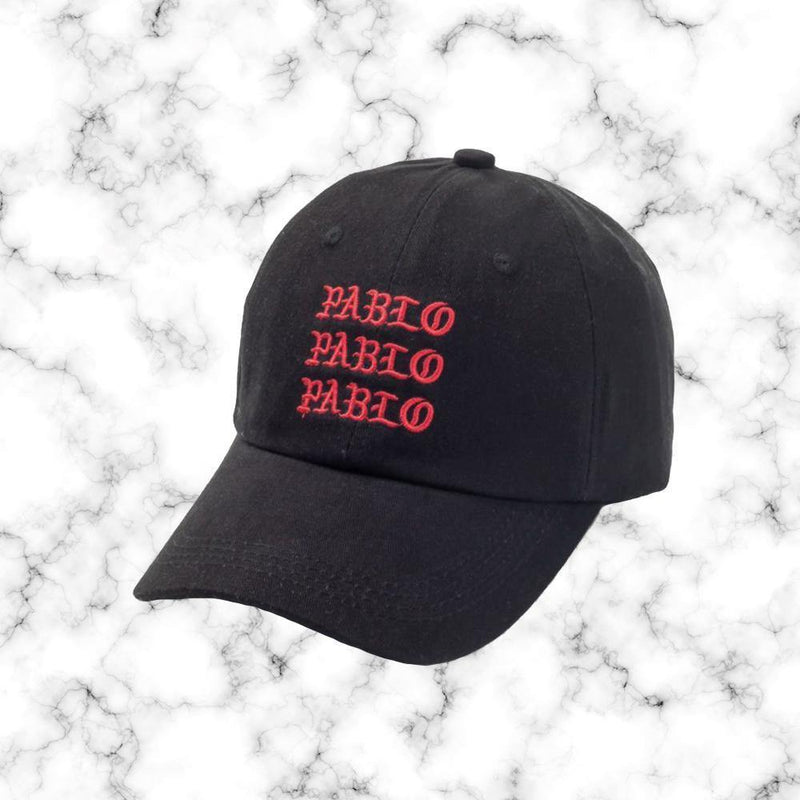 Gorro Feel Like Pablo Negro - Space Store Chile