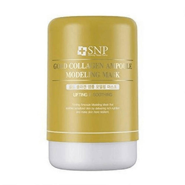 Mascarilla Preparada Gold Collagen