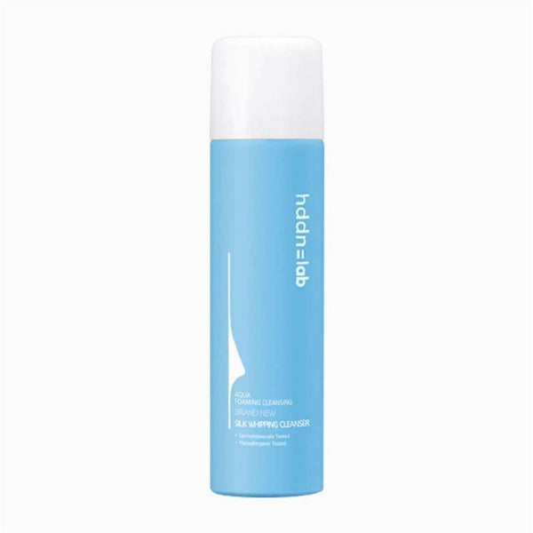 Limpiador Facial Mousse HDDN Lab Silk - Space Store Chile