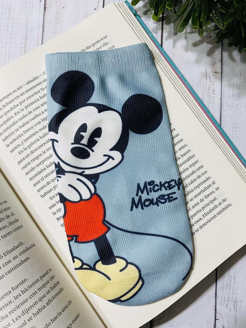 Socks Classic Mickey Mouse - Space Store Chile