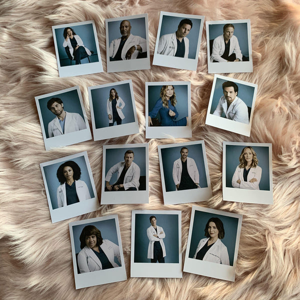 Polaroid Greys Anatomy Mini - Space Store Chile