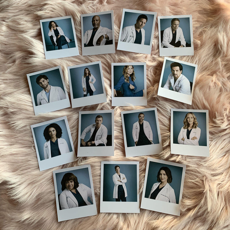 Polaroid Greys Anatomy Mini