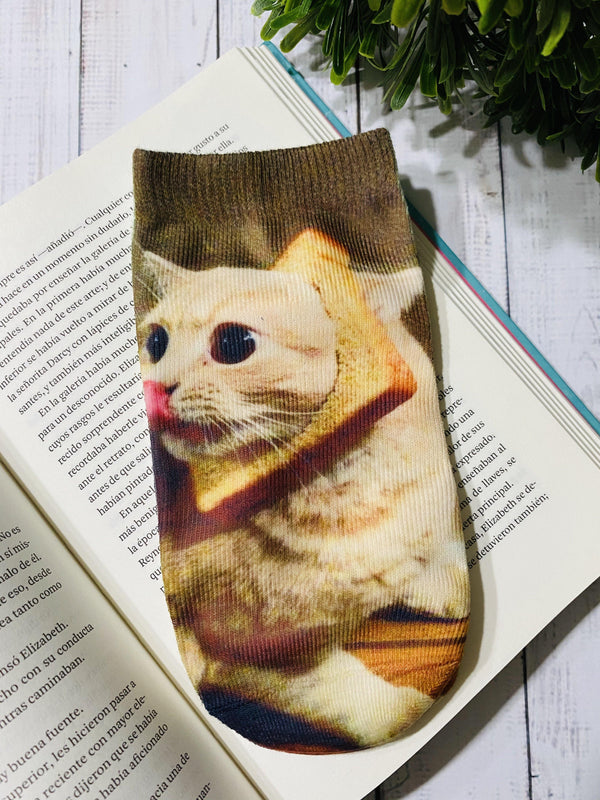 Socks Sandwich de Gato