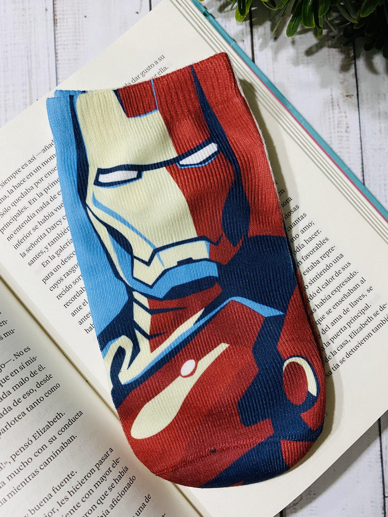 Socks Iron Man - Space Store Chile