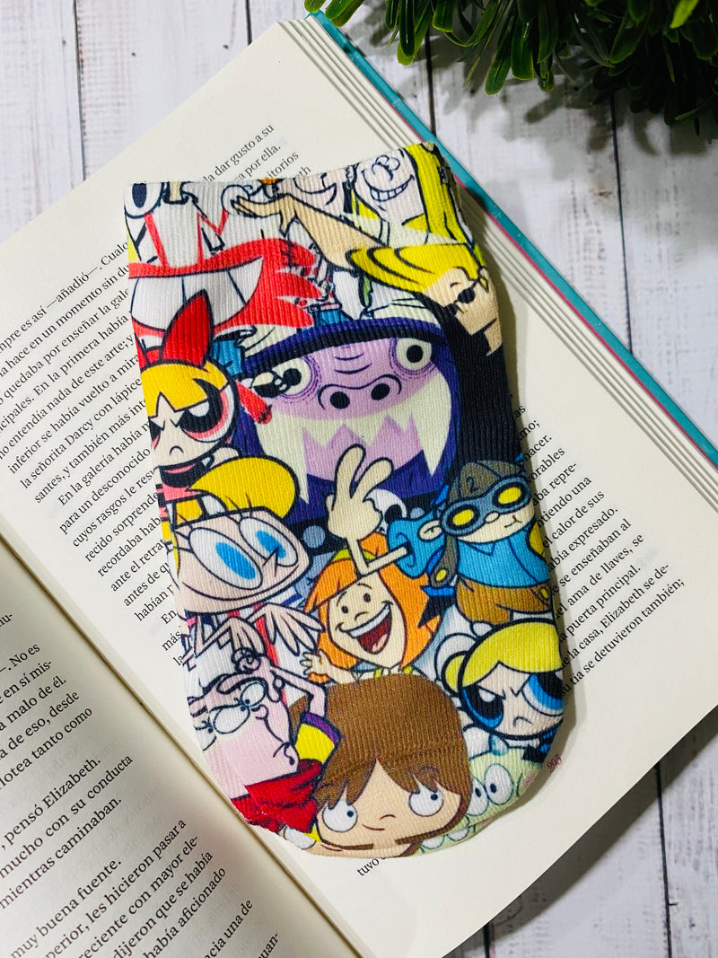 Socks Cartoons de CN - Space Store Chile
